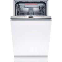 Встраиваемая посудомоечная машина 45 см Bosch Serie 6 | Hygiene Dry SPV6HMX3MR