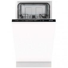 Встраиваемая посудомоечная машина 45 см Gorenje GV53111