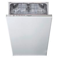 Встраиваемая посудомоечная машина 45 см Hotpoint-Ariston HSIE 2B19