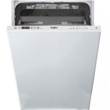 Встраиваемая посудомоечная машина 45 см Whirlpool WSIC 3M17 C