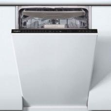 Встраиваемая посудомоечная машина 45 см Whirlpool WSIP 4O23 PFE