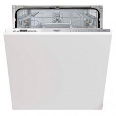 Встраиваемая посудомоечная машина 60 см Hotpoint-Ariston HIO 3T141 W