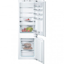 Встраиваемый холодильник Bosch KIN86HD20R Home Connect