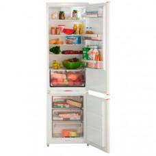 Встраиваемый холодильник комби AEG SCR81911TS