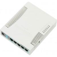 WiFi роутер (маршрутизатор) Mikrotik RB951G-2HnD, 802.11b/g/n, 300Mbps