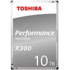 Жесткий диск 10Tb SATA-III Toshiba X300 Performance (HDWR11AEZSTA)