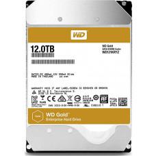 "Жесткий диск 12 Тб Western Digital WD Gold (WD121KRYZ) 3.5"", SATA-III, 7200 об/мин"