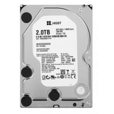 Жесткий диск 2Tb - HGST Ultrastar 7K2 HUS722T2TALA604 / 1W10002