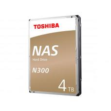 Жесткий диск 4Tb - Toshiba N300 HDWQ140UZSVA