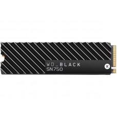 Жесткий диск 500Gb - Western Digital WD SN750 NVME SSD Black WDS500G3XHC