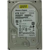 "Жесткий диск 6 Тб Western Digital Ultrastar 7K6 (0B36039) (HUS726T6TALE6L4) 3.5"", SATA-III, 7200 об/мин"