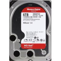 "Жесткий диск 6 Тб Western Digital WD Red (WD60EFAX) 3.5"", SATA-III, 5400 об/мин"