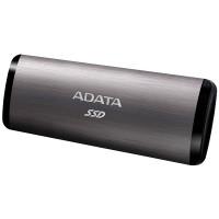 Жесткий диск A-Data SE760 256Gb Titanium ASE760-256GU32G2-CTI