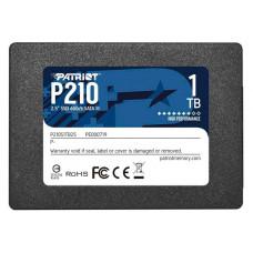 Жесткий диск Patriot Memory P210 1Tb P210S1TB25