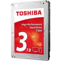 Жесткий диск Toshiba P300 3Tb HDWD130EZSTA / HDWD130UZSVA Выгодный набор + серт. 200Р!!!