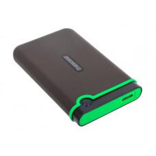 Жесткий диск Transcend StoreJet 25M3S Slim 2Tb TS2TSJ25M3S Выгодный набор + серт. 200Р!!!