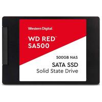 Жесткий диск Western Digital 500Gb SA500 Red SSD WDS500G1R0A
