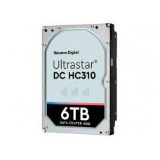 Жесткий диск Western Digital Ultrastar DC HC310 6Tb HUS726T6TAL5204 / 0B36047