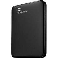 Жесткий диск Western Elements Portable 4Tb WDBU6Y0040BBK-WESN
