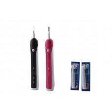 Зубная электрощетка Braun Oral-B Smart 4 4900 D601.525.3H 2шт